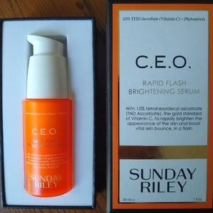 Sunday Riley C.E.O. Rapid Flash Brightening Seruml